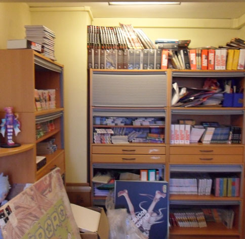 Bibliothèque Kana