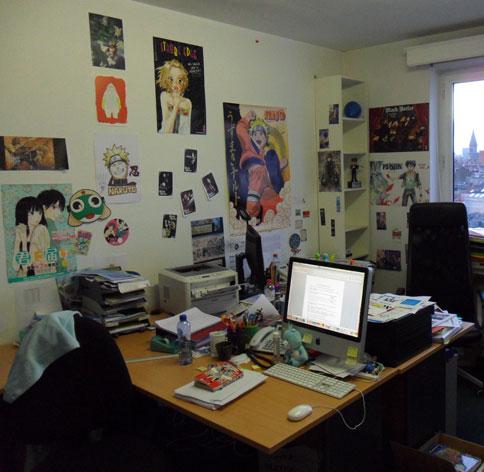 Bureau des assistants (Edito)