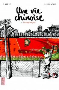 Une vie chinoise couverture