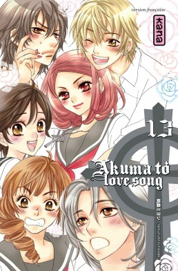 akuma-to-love-song-tome-13