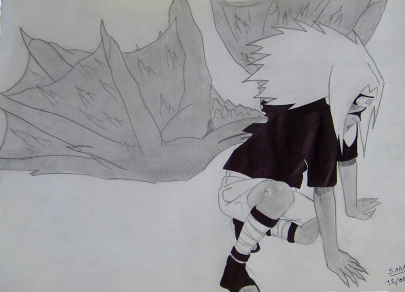 Sasuke jeune