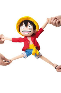 peluche-luffy-etirable-1795