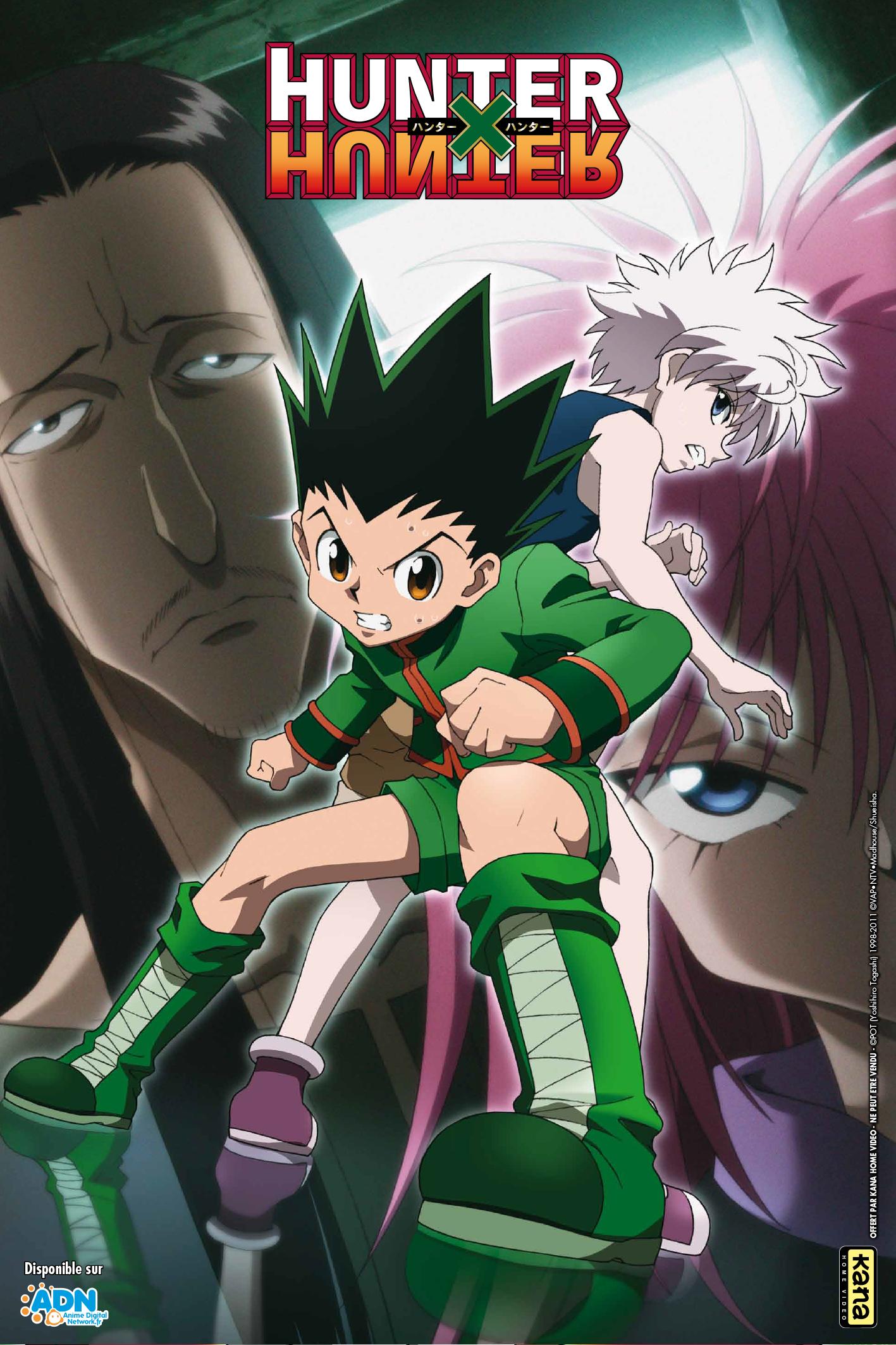 Hunter X Hunter : la suite de l'anime ! | Kana