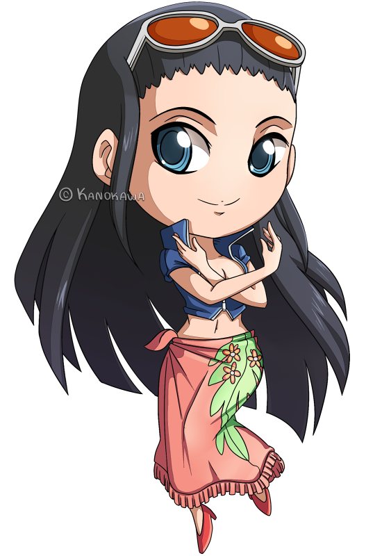 One Piece Version Chibi Kana