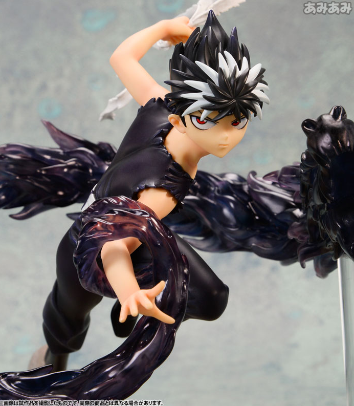 Yu Yu Hakusho Hiei Statue: Yu Yu Hakusho : Nouvelle Figurine Pour Hiei !