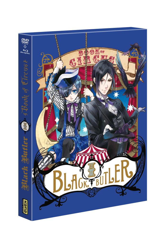 Black Butler-Book of Circus Vol.1