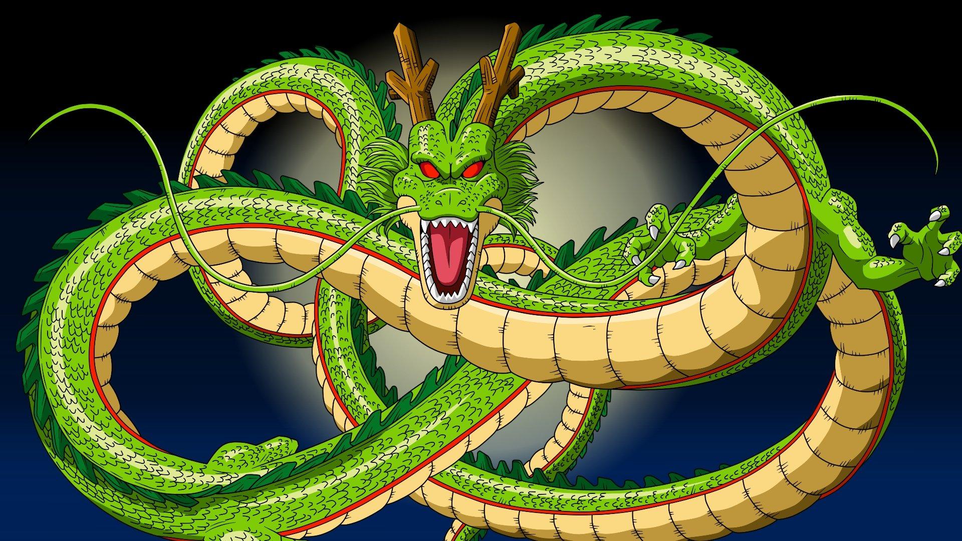 Dragon Ball Z HD Desktop Background