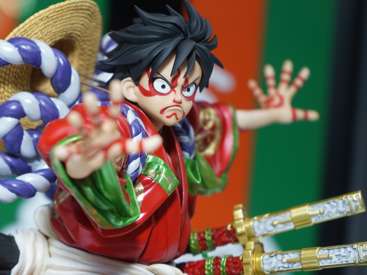 EXPO02 HABUKI Monkey D. Luffy pic01