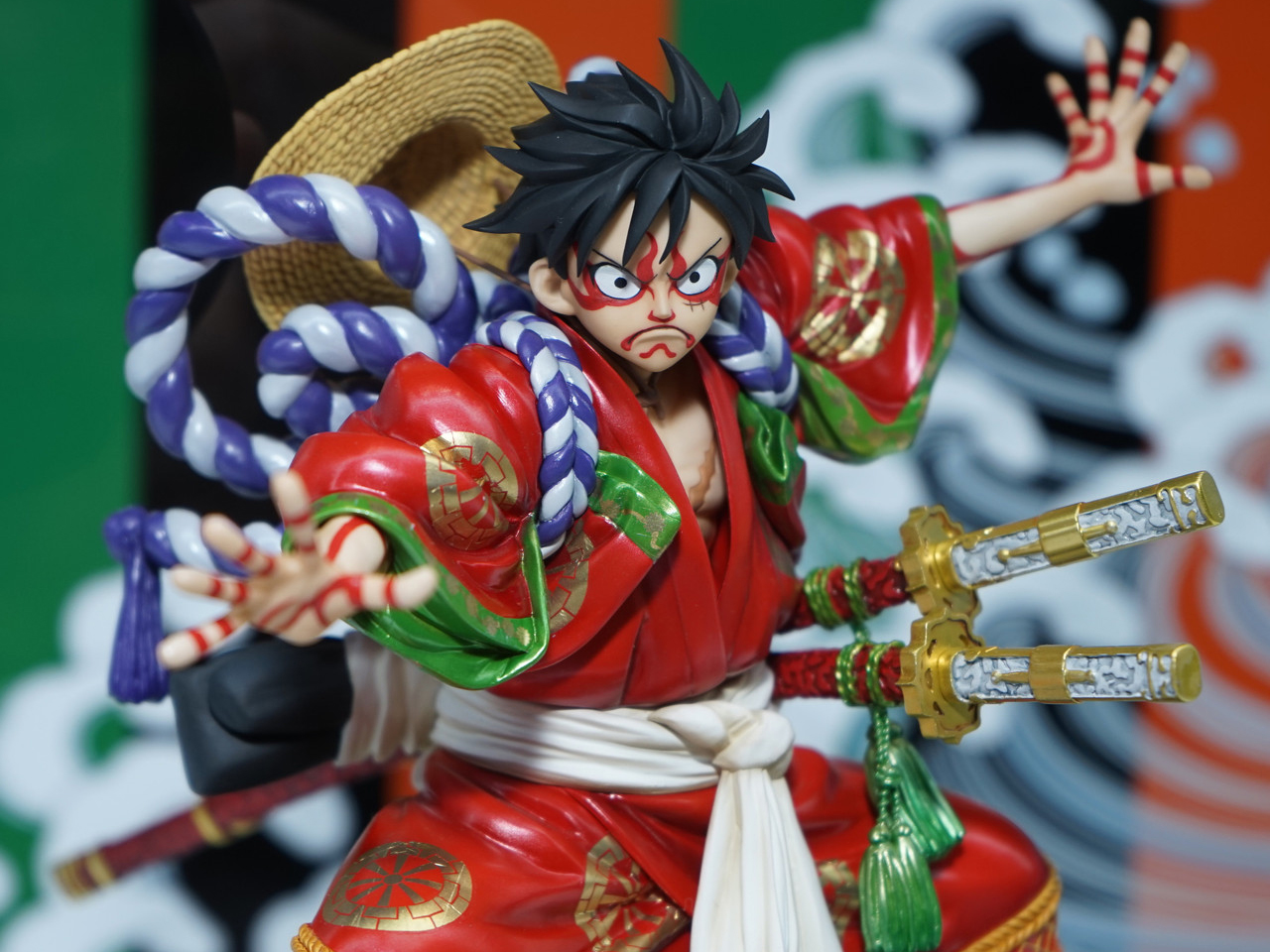 EXPO02 HABUKI Monkey D. Luffy pic02