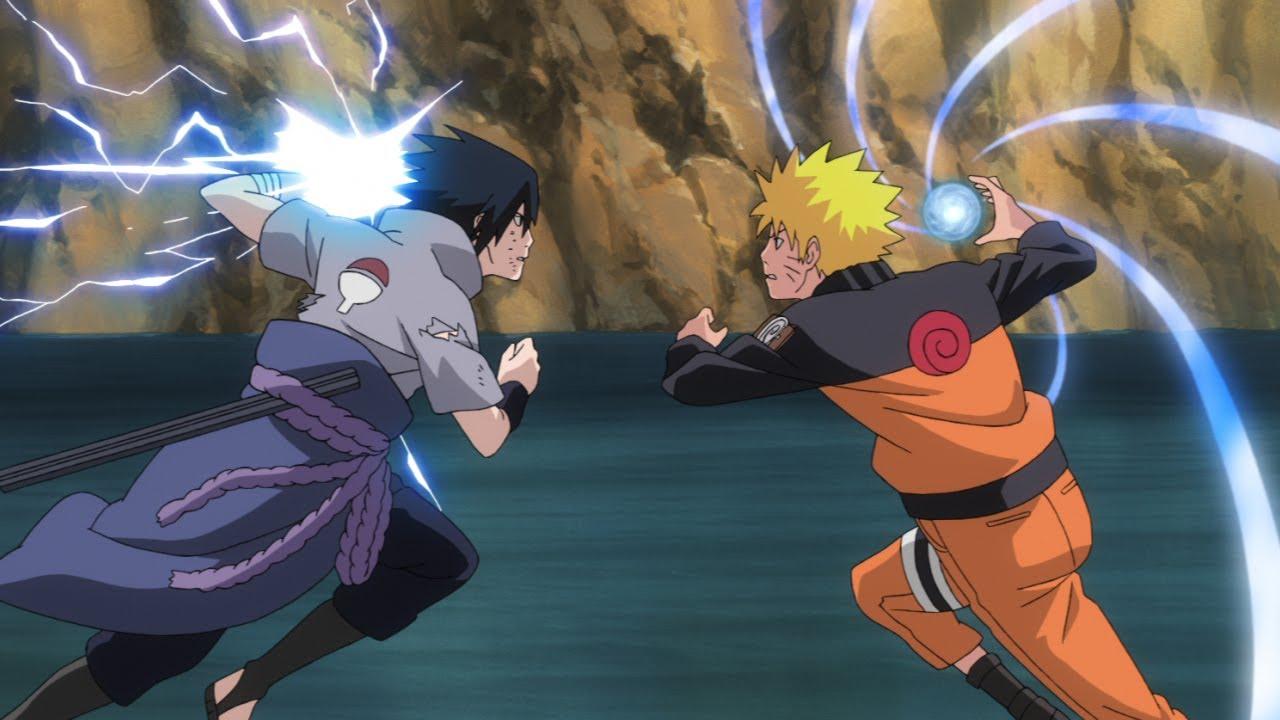 Naruto_NarutoSasuke
