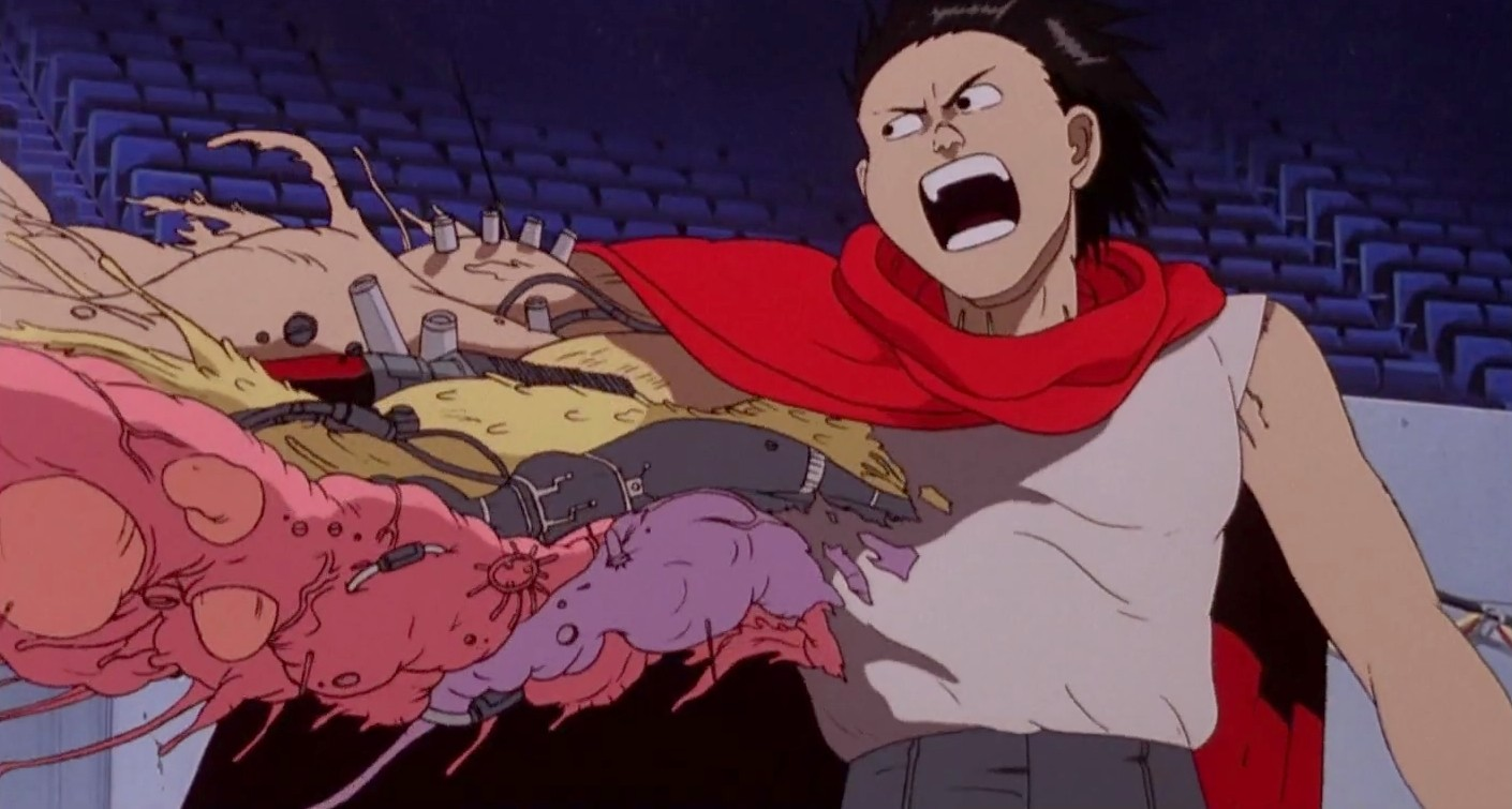 Tetsuo Shima Mutation Top 15 des transformat...