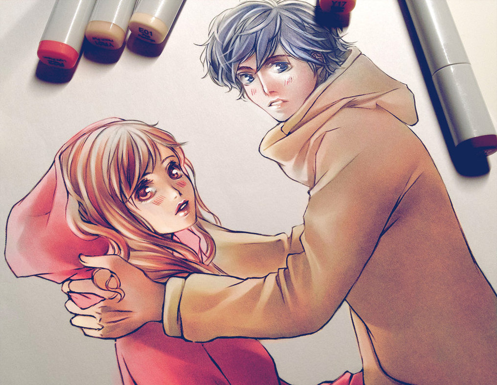 by Yinamon - Ao haru ride