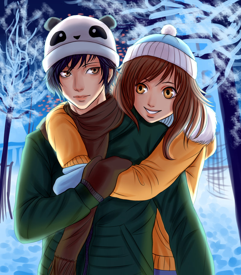 by cronasonlyfriend -  Ao haru ride