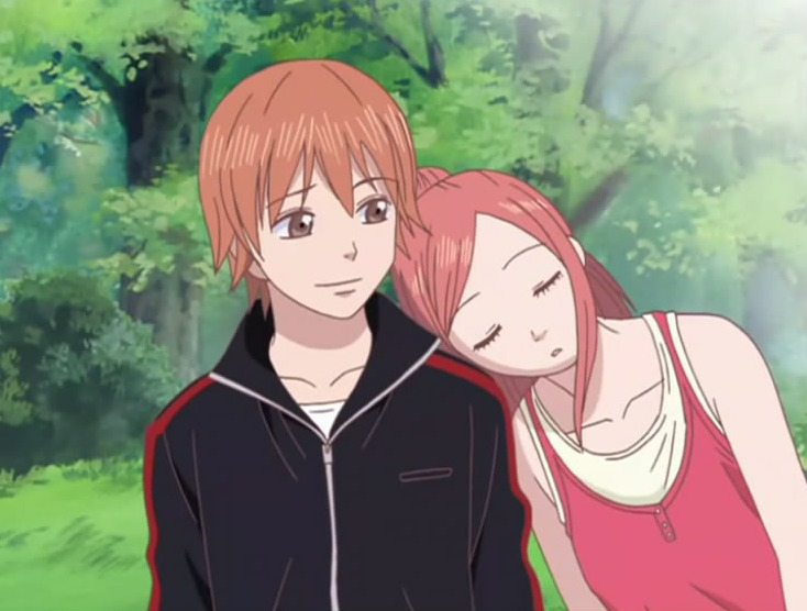 R sultats du top 15 des couples kana - Manga couple triste ...