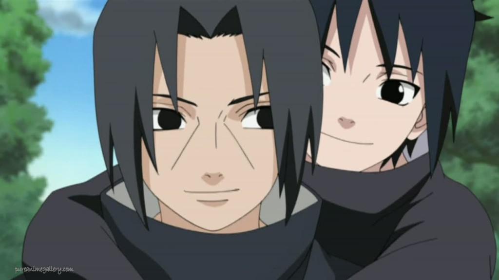 Sasuke itachi naruto