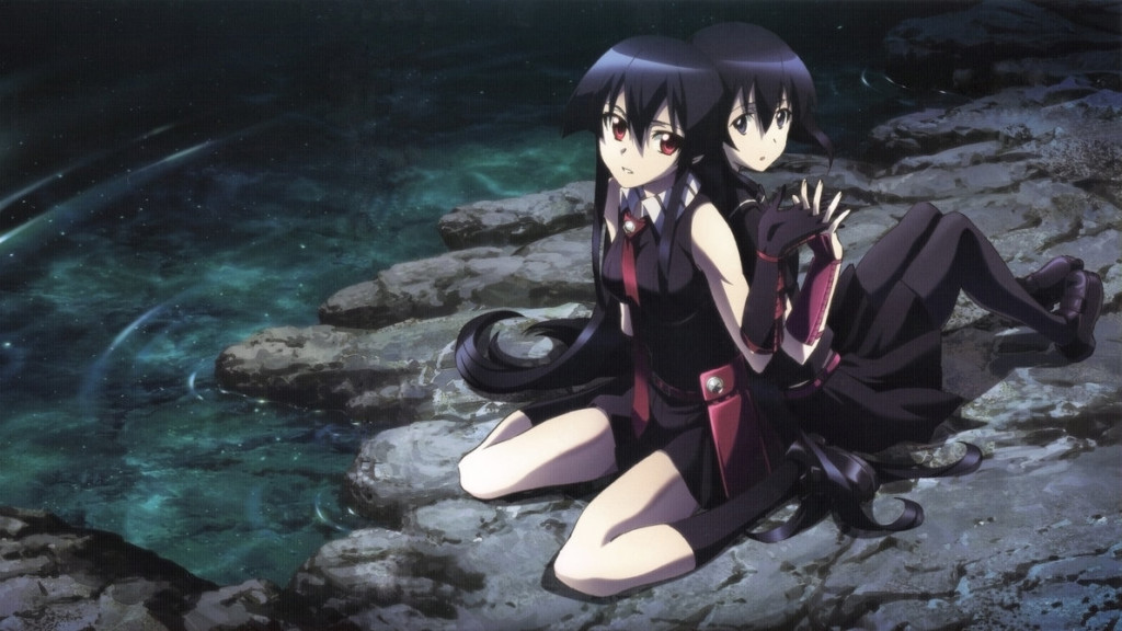 akame kurome akame ga kill