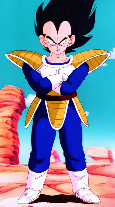 dragon ball-vegeta