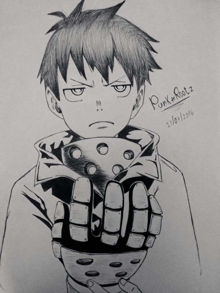 shinra_kusakabe_by_punkrootz-dab0f57