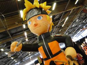 Ballon Naruto Japan Expo