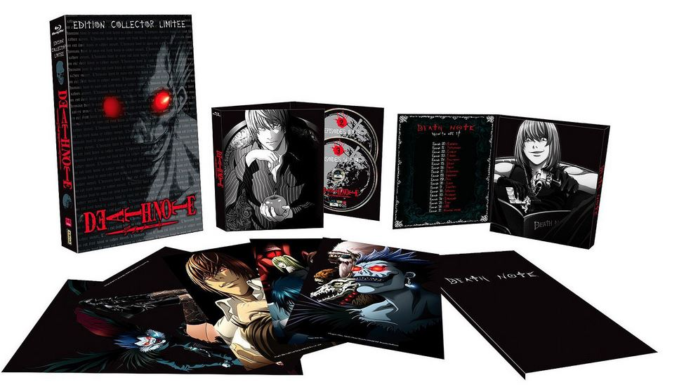 death note blu ray c