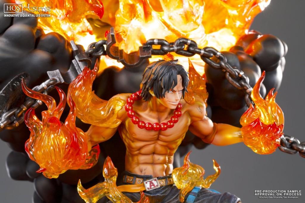 ace statue tsume blog kana