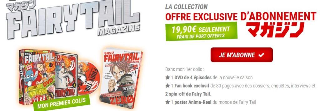 fairy tail magazine kana