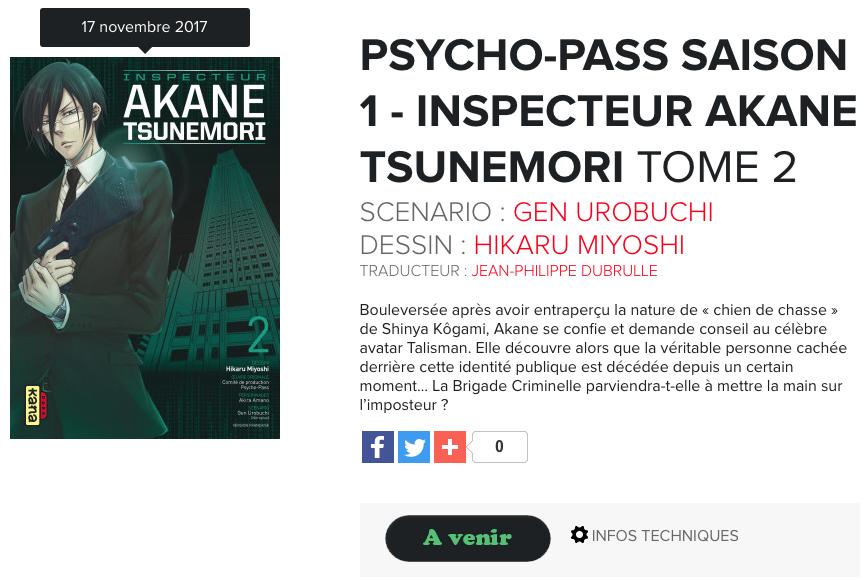 psycho-pass-akane-tsunemori-tome-2